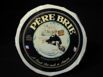 Pere Domestic Brie - 3 KG Wheel