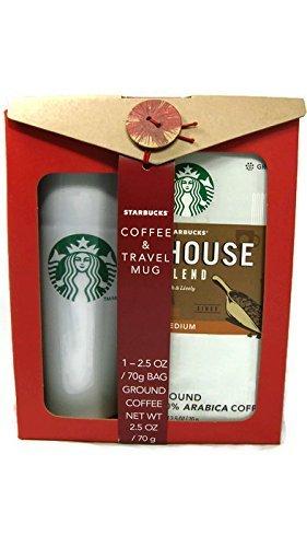 Starbucks coffee travel mug gift set home garden kitchen