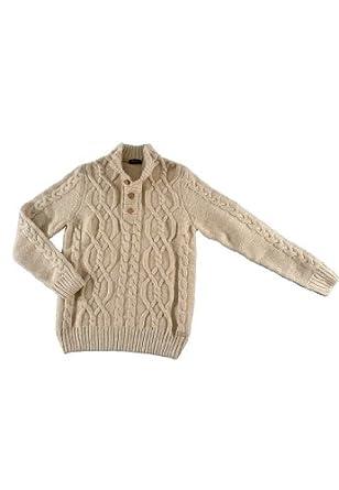 Saint James Men's Sweatshirt -  - Beige(BD) - M