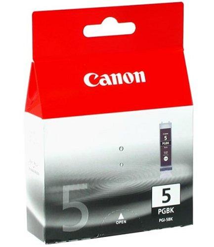 Canon PGI-5BK Cartouche d'encre d'origine Noir