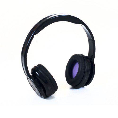 Northwest 72-MA861 Bluetooth Headset With Microphone - Non-Retail Packaging - Black