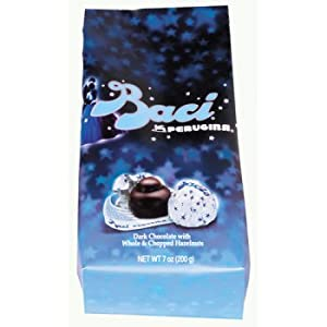Perugina Baci Chocolates Bag: Three 5 oz Bags
