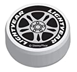 Amscan Cars Wheel Erasers