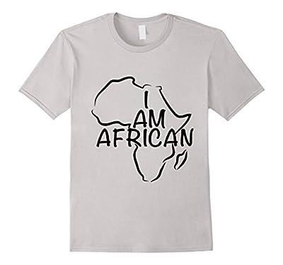 I AM AFRICAN T-shirt