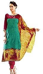 prodigious Retail Women Printed Cotton Dress Material ( 110010010803 )