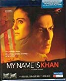 MY NAME IS KHAN - SHAHRUKH, KAJOL - BLU RAY