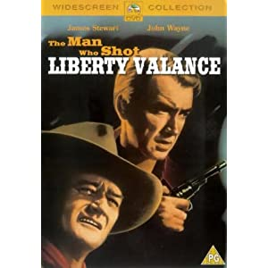 Man Who Shot Liberty Valance [DVD] [1962]