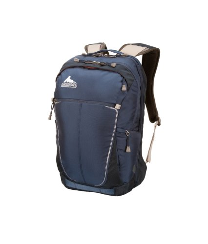 Gregory Mountain Products Border Backpack (Harbor Blue, 18-Liter)