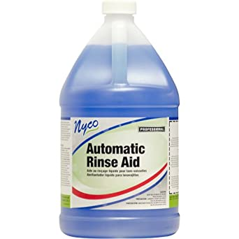 Nyco Products NL339-G4 Automatic Rinse Aid, 1-Gallon Bottle (Case of 4)