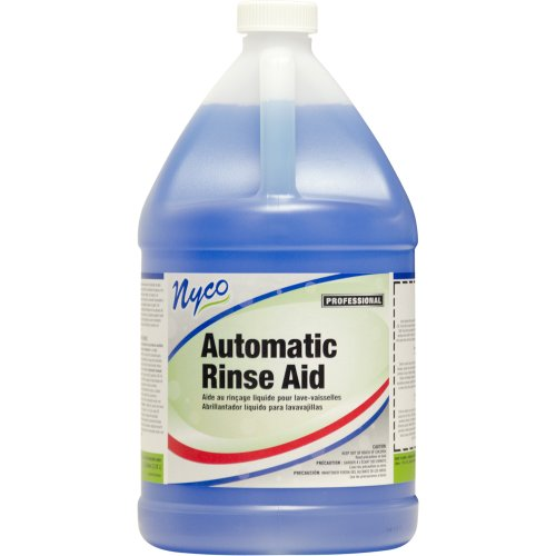 Nyco Products Nl339-G4 Automatic Rinse Aid, 1-Gallon Bottle (Case Of 4) front-442247