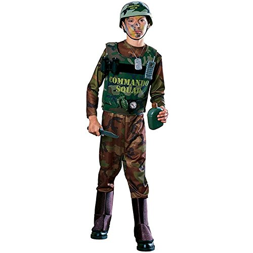 US Army Commando Kids Costume