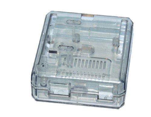 SB Uno R3 Case Enclosure New Transparent Clear Computer Box Compatible with Arduino UNO R3