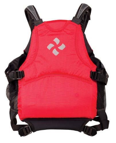 Cheap Extrasport Vortex Canoe/Kayak Rafting Personal Flotation Device/Life Jacket (CAR25664)