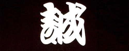 新選組はっぴ 人名無 黒/外国人さんへのお土産に!新撰組コスプレに!