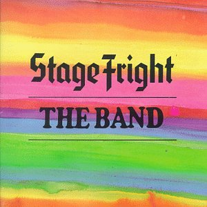 Stage Fright artwork