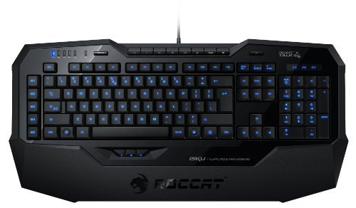 ROCCAT Isku ROC-12-702 Illuminated Gaming Keyboard