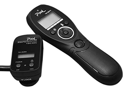 PIXEL TW-282 N3 Canon - Télécommande timer sans fil