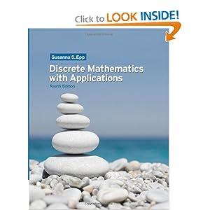 Discrete Mathematics with Applications Susanna Epp