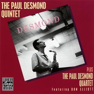 The Paul Desmond Quintet/Quartet