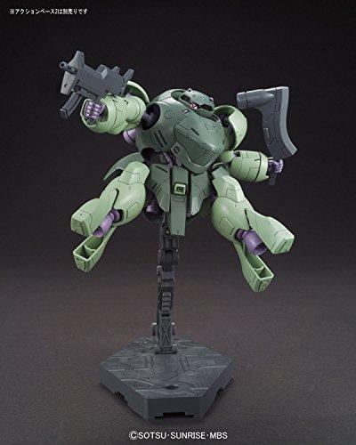 HG 機動戦士ガンダム 鉄血のオルフェンズ マンロディ 1/144スケール 色分け済みプラモデル