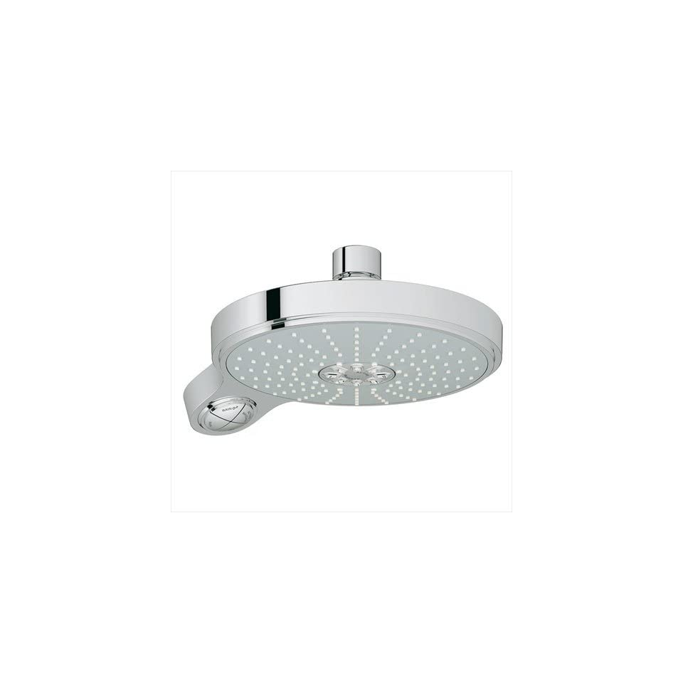 Power and Soul Cosmopolitan 190 Shower Head   4 Sprays
