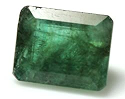 LOOSE 100% NATURAL & CERTIFIED 4.01 ct. EMERALD BIRTHSTONE BY ARIHANT GEMS & JEWELS