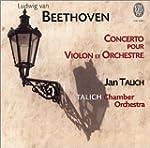Concerto pour violon & orchestre en r...