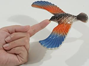 Balancing Bird Center of Gravity Physics Toy 6.5 inch Wing Span [Toy] [Toy]