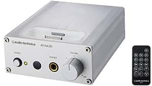 Audio-technica Headphone Amp & Ipod Dock At-ha35i