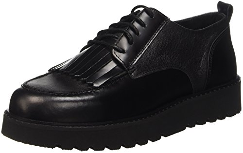 trussardi-jeans-by-trussardi-womens-79s27351-derby-shoes-black-size-5