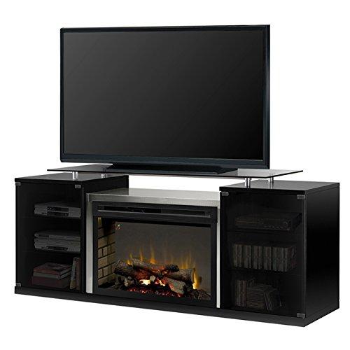Marana Media Console Electric Fireplace - Saphl-500-B
