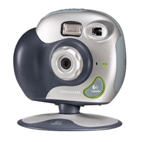 Logitech ClickSmart 820 DualCamB00006OP9C
