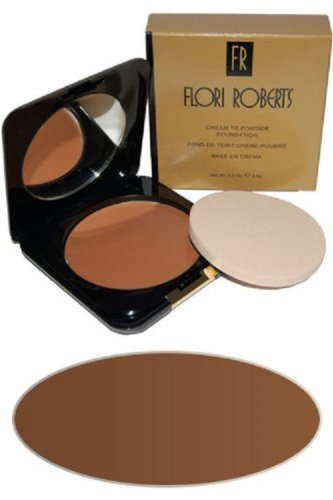 Flori Roberts Cream to Powder Foundation 8.5g - Carob