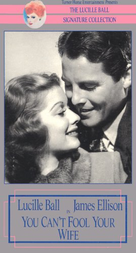 You Can't Fool Your Wife [VHS] [Import]