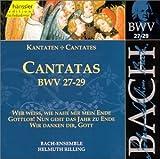 Sacred Cantatas Bwv 27 28 29