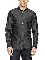 Belstaff Camisa Hombre Eastwood (Gris Oscuro)
