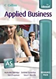 img - for Applied Business: Resource Pack: AS for Edexcel (Collins Applied Business) book / textbook / text book
