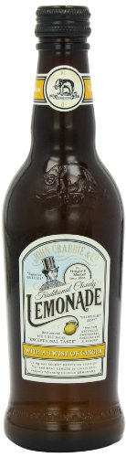 John Crabbie's Traditional Cloudy Lemonade with a Twist of Ginger 330ml (Pack of 12)