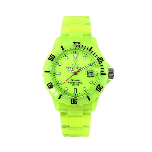 Toy Watch Unisex FLD03YL Disco Plasteramic Watch