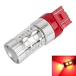 See GC? T20 / 7443 60W 12-Samsung SMD 650lm Red Light LED For Car Brake Light (DC12~24V) Details