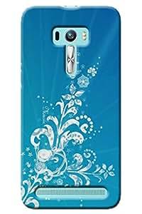 IndiaRangDe Designer Mobile Back Cover for Asus Zenfone Selfie