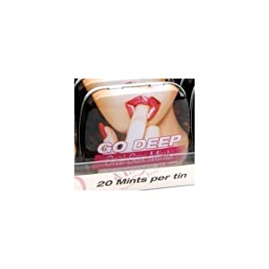 Go Deep Oral Sex Mints Adam-Eve