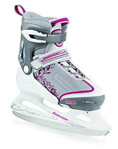 Rollerblade Bladerunner Ladies Micro Ice Recreational Adjustable Junior Skate by Bladerunner