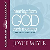Hearing from God Each Morning | [Joyce Meyer]