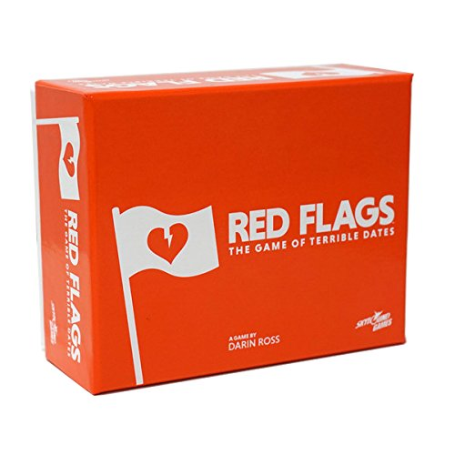 red flags card game cards