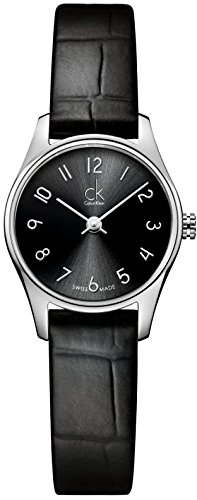 Calvin Klein K4D231CX - Reloj de pulsera mujer, piel