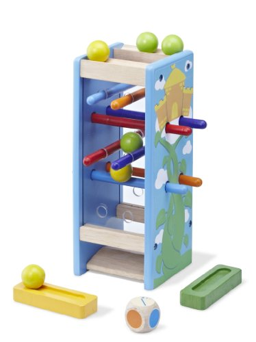 Tumbling Tower Game front-866770