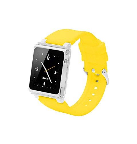 hoso-carcasa-original-de-aluminio-para-correa-de-apple-ipod-nano-de-sexta-generacion-amarillo