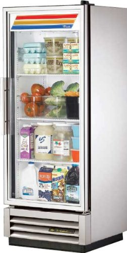 Glass Front Refrigerator Residential