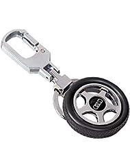 City Choice Wheel Audi Hook Keychain